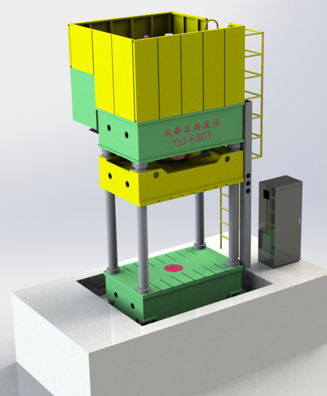 composite hydraulic press (8)